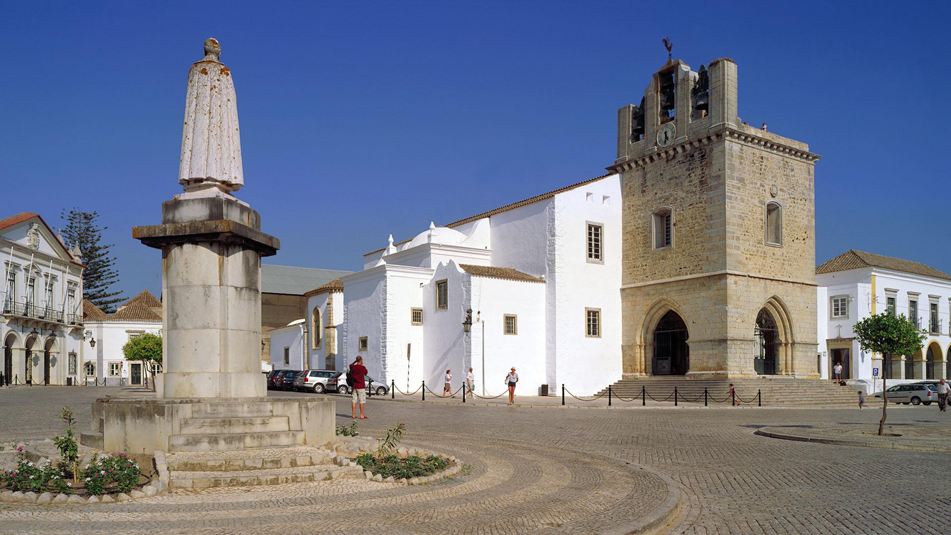 Faro cathedral / Faro / Rui Morais de Sousa