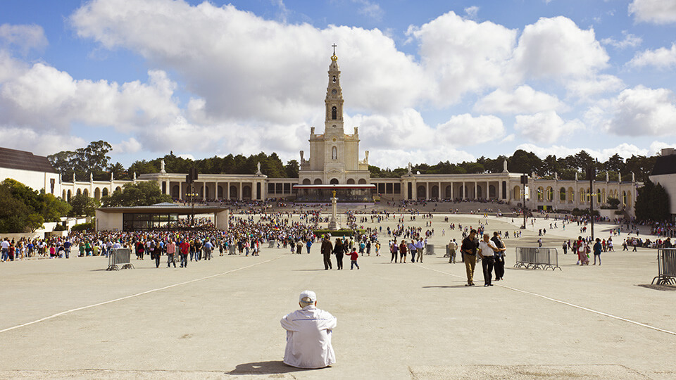 Shrine of Fátima, Fátima Ways