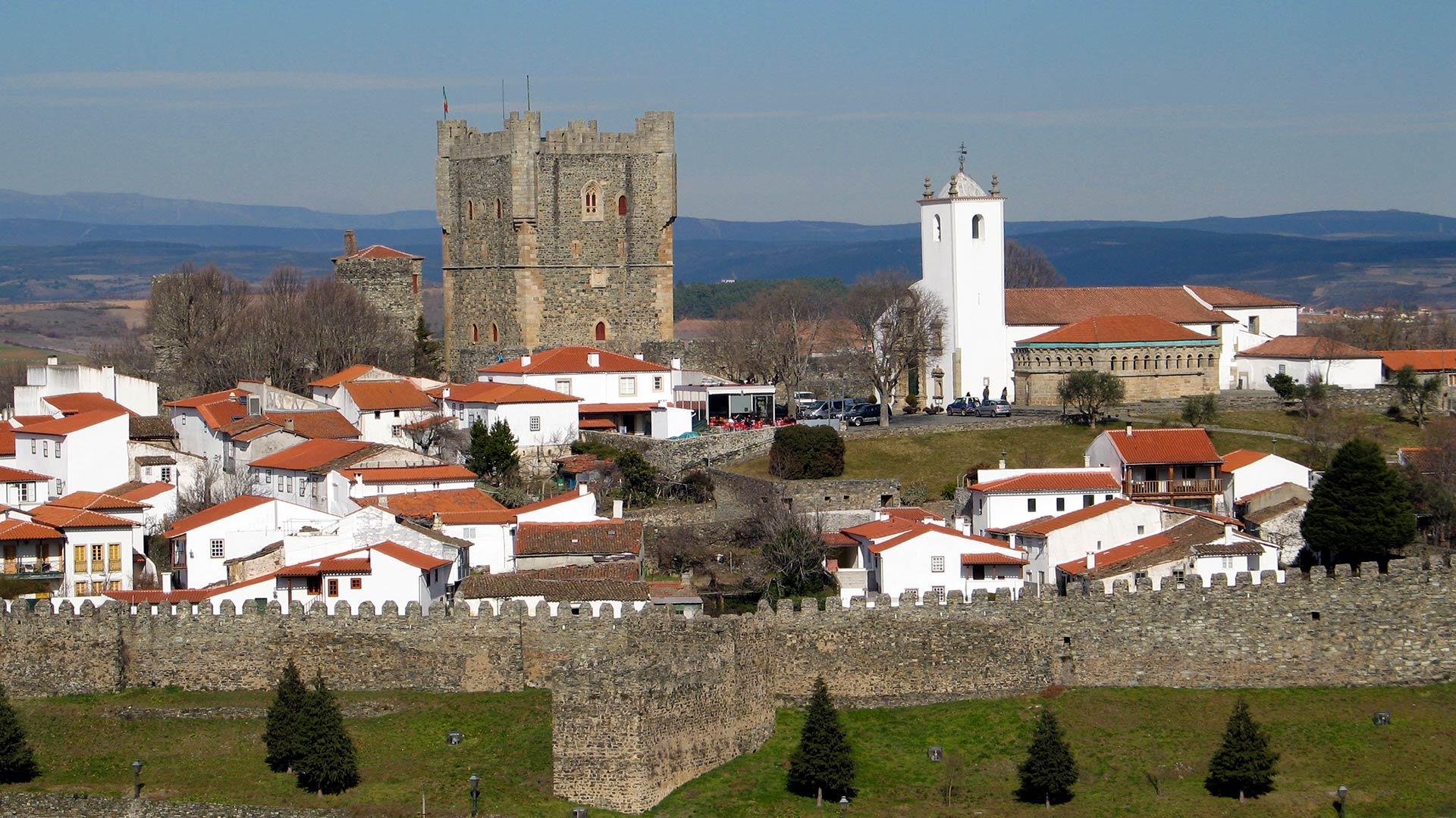Citadel of Bragança / Bragança / Agência Regional de Promoção Turística Porto e Norte de Portugal