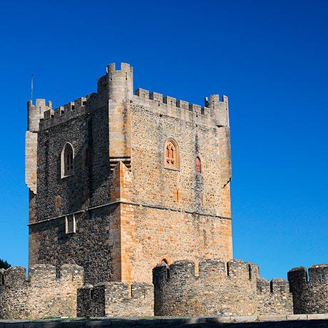 Torre de menagem, castelo de Bragança