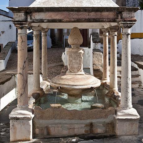 Fonte da Vila, Castelo de Vide