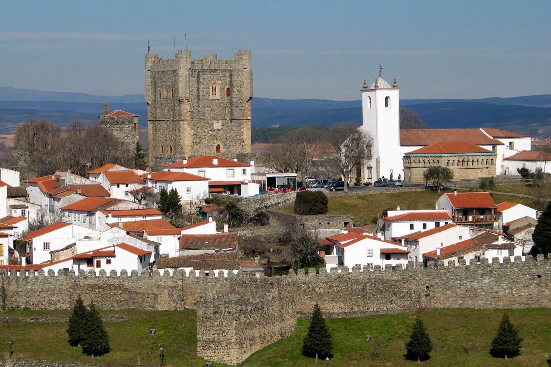 Cidadela de Bragança / Bragança / Agência Regional de Promoção Turística Porto e Norte de Portugal