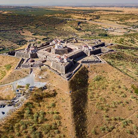 Grace Fort, Elvas