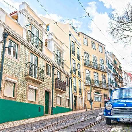 Rua de Alfama, Lisboa